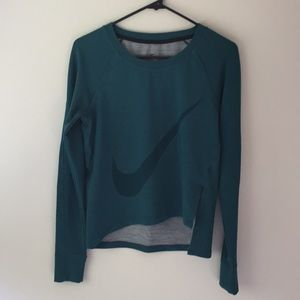 Nike Dri Fit Asymmetrical Training Top